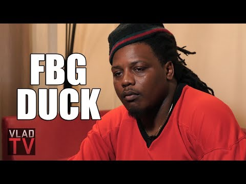 Fbg Duck On Thinking About Being Killed All Day Every