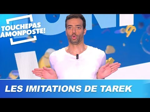 Les imitations de Tarek Boudali dans TPMP