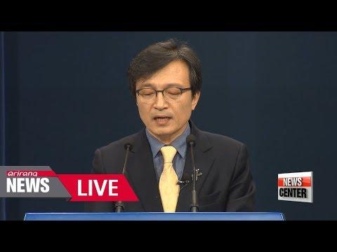 [LIVE/NEWSCENTER] North Korea's Kim Jong-un hosts dinner for S. Korea president's special envoys...