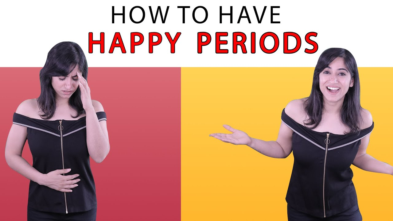 <div>PERIODS & Weight Loss- How? | 10 Tips on Weight Loss, Exercise, Mood etc.| by GunjanShouts</div>