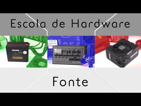 Fontes - Escola de Hardware - Episódio 7