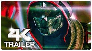 BLACK WIDOW : 5 Minute Trailers (4K ULTRA HD) NEW 2020
