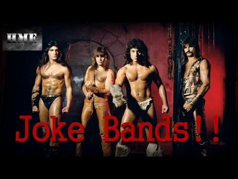 Top Metal Joke/Comedy Bands