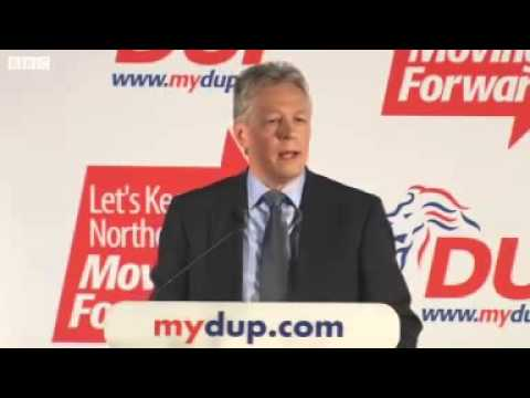 Peter Robinson: Catholic 'majority want NI to stay in UK'.
