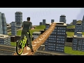 Rooftop Bicycle Stunt Rider 3D by Tech 3D Games Studio - Android Gameplay - Extreme Bike Stunts Game