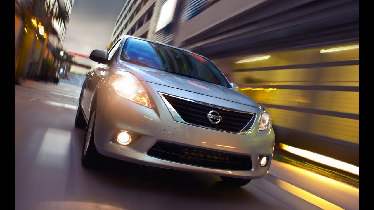 2012 Nissan Versa Review U0026 Drive