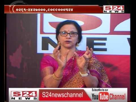 Dr purnima nadkarni talk show test tube baby by 21 century hospital ..