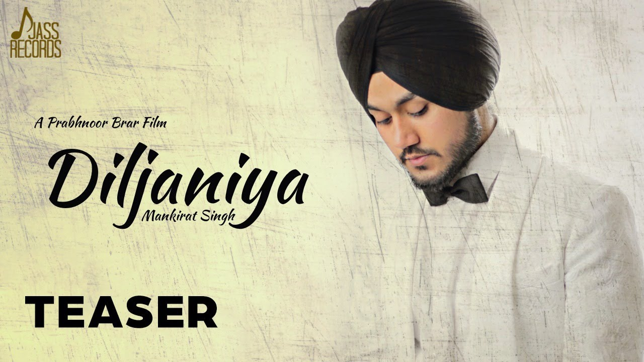 Teaser - Diljaniya | ( Releasing worldwide 28-11-2020) | Mankirat Singh | New Punjabi Songs 2020