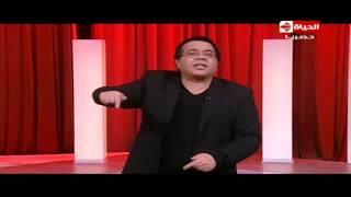 """بالفيديو..أحمد آدم لـ""""علاء الأسواني"""": """"والله ما هسيبك يا بنيامين"""""""