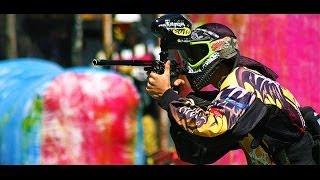 Пейнтбол военно-спортивная игра: соревнования 2014