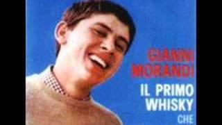 Gianni Morandi - Il Primo Whisky  -  1963