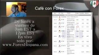 Forex con Café del 2 de Octubre del 2017