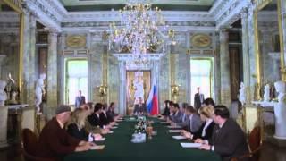 """Заседание правительства (отрывок из к/ф фильм """"Сны"""")"""