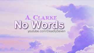 No Words - Amaany Clarke [Lyrics + DL]