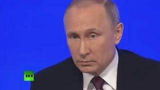 Путин Из-за санкций мы не можем объединить усилия с Европой в борьбе с терроризмом