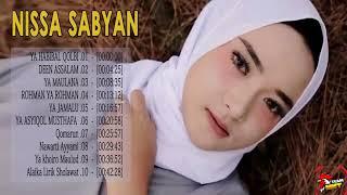 NISSA SABYAN Album Penuh (Lirik Video) || Lagu Sholawat Terbaru 2018