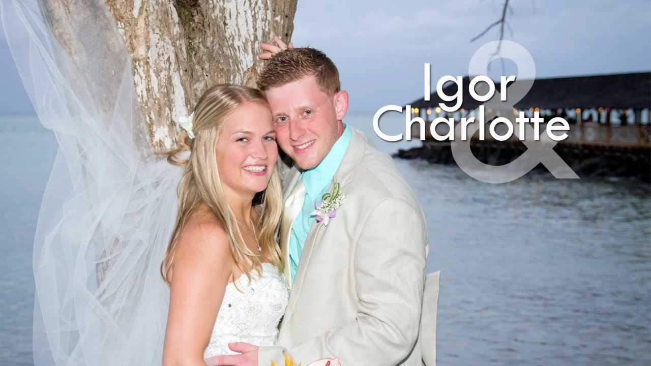 Mr Amp Mrs Lotkin S Wedding Video Morgan Bay Beach Resort