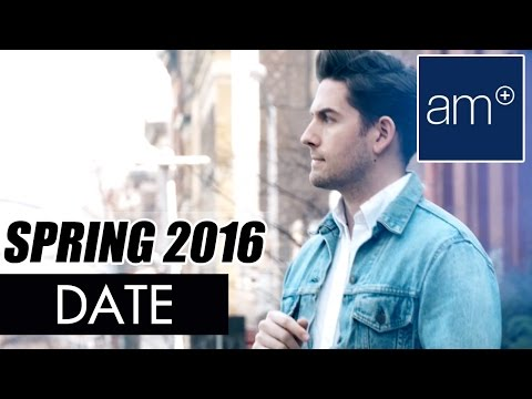 How to dress for a DATE - Spring 2016 | Tim Bryan - Style School