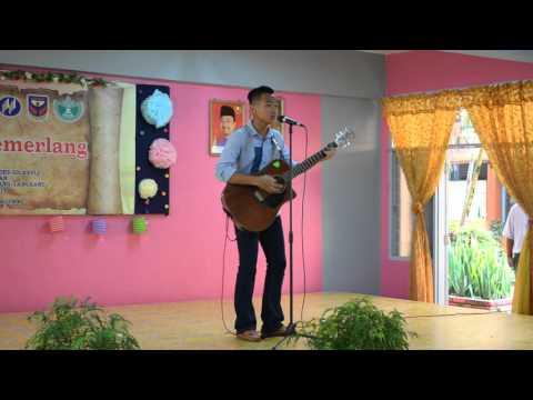 Qody Mentor Membuat Persembahan Khas Di SMK Langkawi, Pulau Tuba