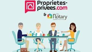 Proprietes-privees.com : Présentation de l'outil MyNotary