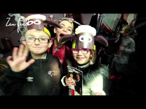 RAMS IN FOCUS | Showcase Cinema De Lux - Shaun The Sheep' The Movie