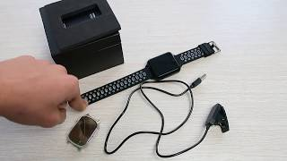 Обзор на водонепроницаемые часы телефон Finow Q1 Pro 4G smart watch