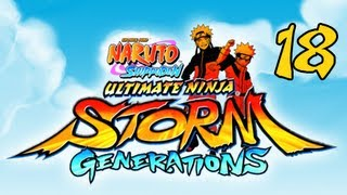 Naruto Shippuden Ultimate Ninja Storm Generations - Walkthrough Part 18 Father