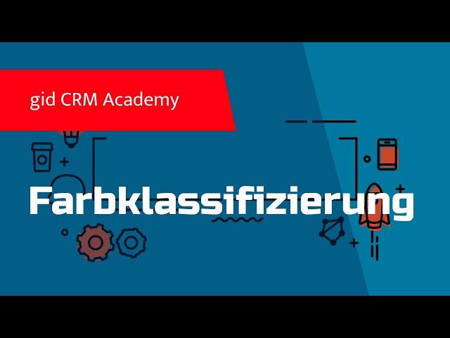 CAS genesisWorld - Desktop Client - Farbklassifizierung