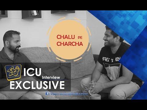 Chalu Pe Charcha E02: Joe Thomas with Vinay Forrt