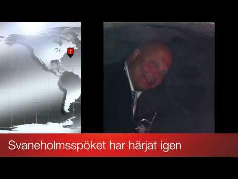 Magnus johanson på spökjakt