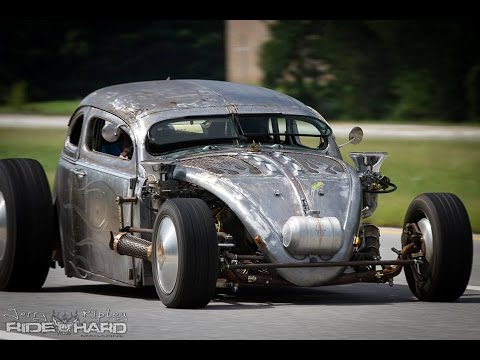 VW Bug w/ AIRPLANE ENGINE!!!