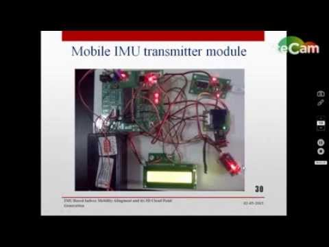 IMU Based Indoor Mobility Alignment and its 3D Cloud Point Generation