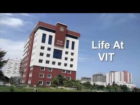 Life at VIT University CHENNAI (FFCS, Moodle, Skillrack Full