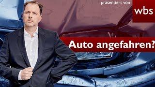 Beim Ausparken Auto angefahren – reicht ein Zettel? | Rechtsirrtümer Rechtsanwalt Christian Solmecke