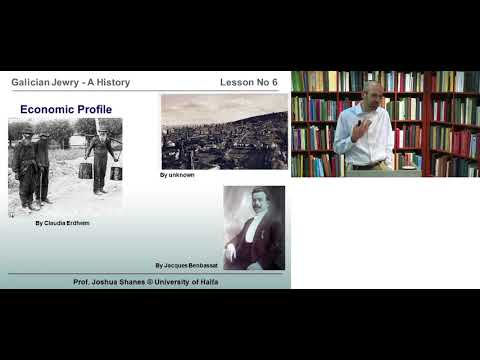 Lesson 6: Jewish Life After Emancipation: Economic Development and Anti-Semitism