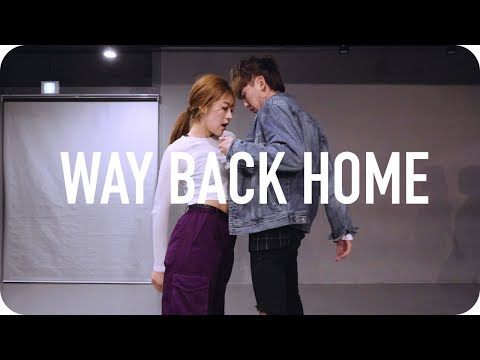 Way Back Home (Sam Feldt Edit) - SHAUN Ft. Conor Maynard / Youjin Kim Choreography