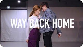 Download Way Back Home (Sam Feldt Edit) - SHAUN ft. Conor Maynard / Youjin Kim Choreography