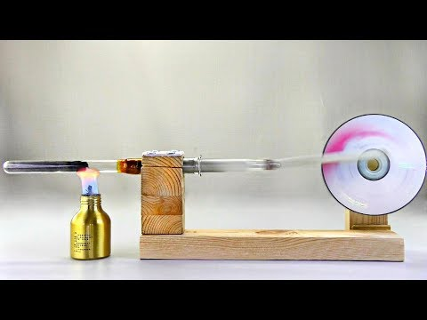 How To Make A Thermoacoustic Engine