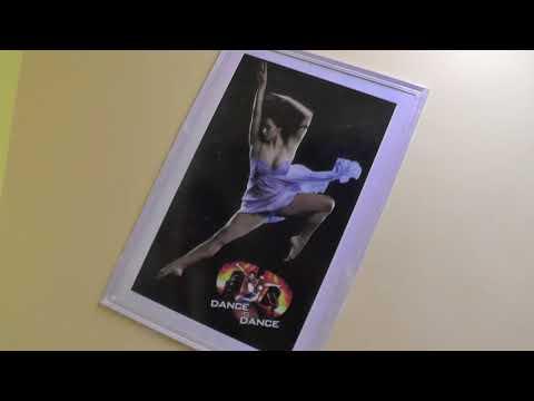dance in dance fitness studio in hyderaba