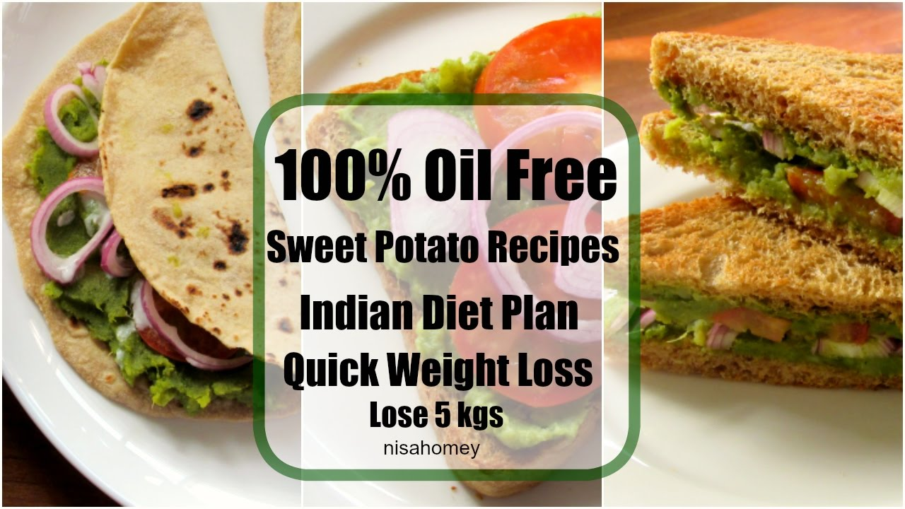 Sweet Potato Recipes For Weight Loss 100 Veg Meal Diet Plan To Lose Weight Fast Lose 5 Kgs