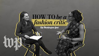 Reporting on fashion in the Instagram age with Robin Givhan | How to be a journalist