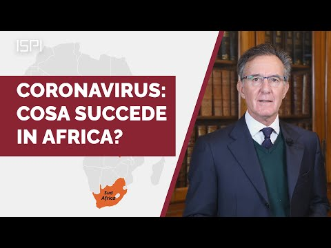 Coronavirus: cosa succede in Africa?   Paolo Magri - Il mondo ai tempi del Coronavirus