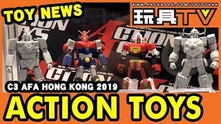 Production: TOYSTV Production Team Program host: ToysWalker-Dick.Po...