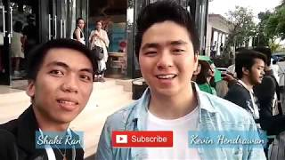 KETEMU KEVIN HENDRAWAN ( KOKOH REVIEW )