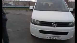Прокат микроавтобуса Volkswagen tranporter без водителя(, 2014-12-01T08:43:11.000Z)