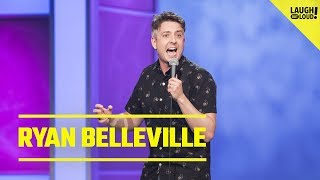 Ryan Belleville Gets Parenting Advice From Strangers