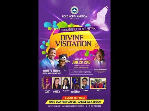 RCCG NORTH AMERICA CARIBBEAN HOLY GHOST FESTIVAL