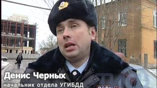 В Твери водитель сбил женщину с ребенком и скрылся с мета ДТП(, 2013-12-19T10:31:16.000Z)