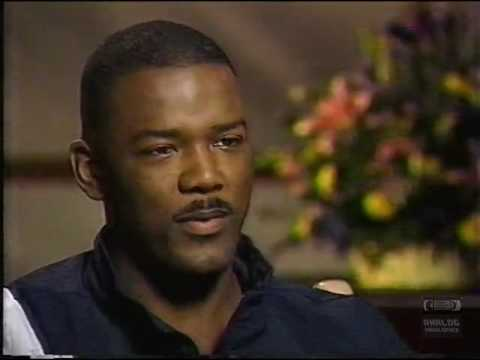 Joe Dumars Interview | Peter Vecsey | 1995
