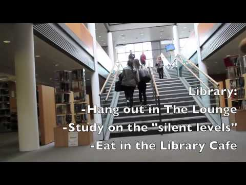 Dublin City University Campus Tour